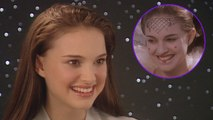 May The Fourth FLASHBACK: Young Natalie Portman On Her Role in 'Star Wars: The Phantom Menace'