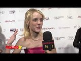 Laura Wiggins Exclusive Interview at Drawing Hope Int'l Masquerade Gala