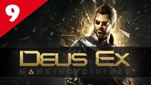 Deus Ex : Mankind Divided #09 - Difficile | Let's Play en direct FR
