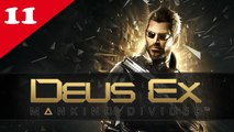 Deus Ex : Mankind Divided #11 - Difficile | Let's Play en direct FR