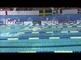 Men's 100m Breaststroke SB11 - 2011 IPC Swimming European Championships