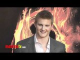 """Alexander Ludwig at """"The Hunger Games"""" Premiere Arrivals"""