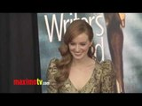 Ahna O'Reilly 2012 Writers Guild Awards Red Carpet Arrivals