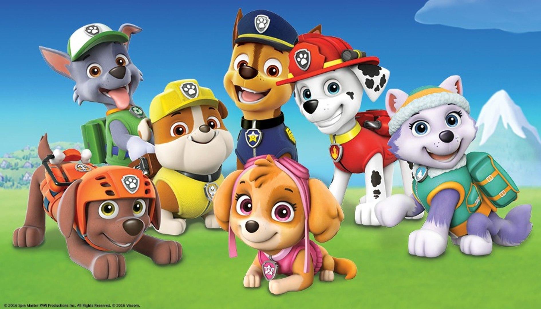 PAW Patrol English Full Episodes || Pups save cartoon full episodes 2017