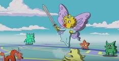 Los Simpson temporada 28 - Parodia Pokemon Go