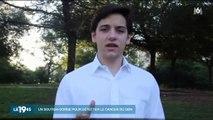 Un étudiant mexicain invente un soutien-gorge pour détecter... le cancer du sein ! Vidéo
