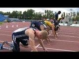 Men's 100m T44 - 2011 IPC Athletics World Championships