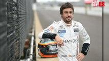VIDEO: Alonso y la aventura de las 500 MIllas de Indianápolis