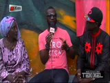 TËK XËL - Sergent Médina reçoit  Idrissa Diop, artiste-musicien - 02 Octobre 2014