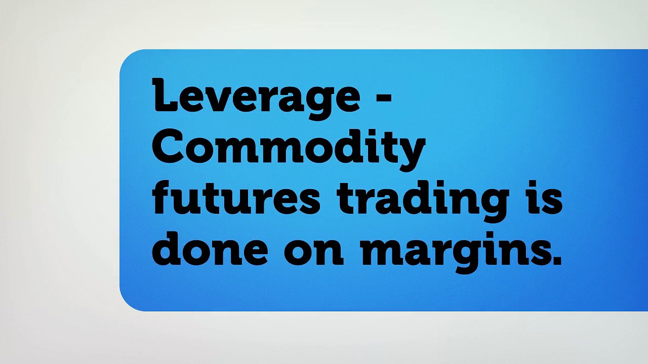 Benefits of Trading Commodities