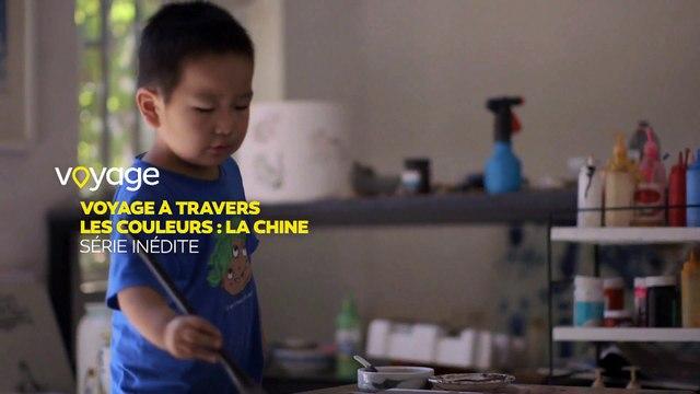 Bande annonce - Voyage à travers la Chine