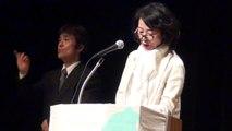 大江健三郎さんらが講演 フクシマを忘れない!さようなら原発大講演会 2015 03 28 part 1/3