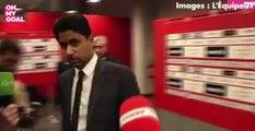 Nasser Al-Khelaïfi boycotte salement L'Équipe