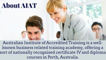 Find Cost- Effective Certificate IV & Diploma Courses in Perth