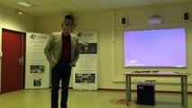M.Sébastien DESCOTES-GENON(CNRS/LPT): physique quantique,physique des particules I)