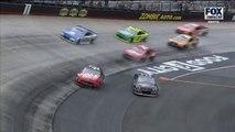 Monster Energy NASCAR Cup Series 2017. Bristol Motor Speedway. Buescher Crashes into Sorenson