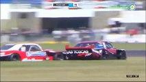 ACTC (TC Pista Mouras) 2017. Final Autódromo Roberto José Mouras. Crash