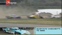 TC 4000 Córdoba 2017. Final Autódromo Rosendo Hernández. Big Crash #2