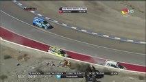 Fiat Abarth Punto Competizione 2016. Final San Juan. Fabian Gruccio & Hugo Ballester Crash