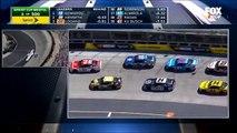 NASCAR Sprint Cup Series 2016. Bristol Motor Speedway. Dale Earnhardt Jr. Problems on Start