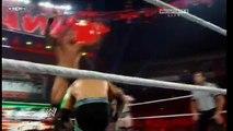 Mark Henry & Christian & Cody Rhodes vs Randy Orton & Sheamus & John Morrison WWE Raw October 17th 2011