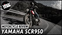Yamaha SCR950 first ride review