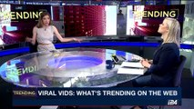 TRENDING | Viral vids: what's trending on the web | Thursday, May 4th 2017