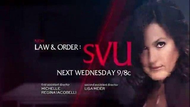 Law & Order: SVU - Promo 16x15