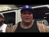 world strongest mexian got a message for nate diaz we got your back homie
