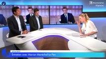 Sortie de l'euro, retraites : Marion Maréchal Le Pen veut laisser du temps aux réformes