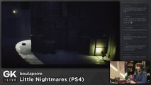 Little Nightmares - Frissons en direct avec boulapoire