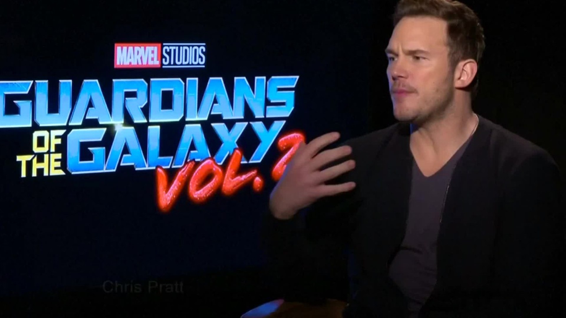 Star-Lord And Groot HaveFather-Son Relationship In Guardians 2