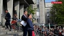 Brest. Près de 1.500 personnes contre le Front national