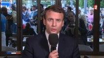 Emmanuel Macron revient sur les rumeurs de son compte offshore (Vidéo)