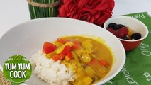 How to Make Curry at Home|  Chicken Curry Rice