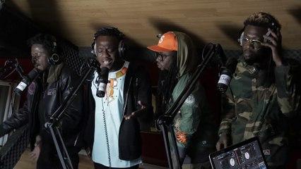 Kiff No Beat - Freestyle dans Couvre Feu sur OKLM Radio #rapivoire