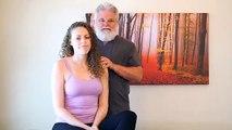 Chiropractic Neck Adjustment Demo For Neck Pain Relief, Pain Management, Dr. Echols