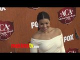 Jordin Sparks at 2011 American Country Awards Arrivals