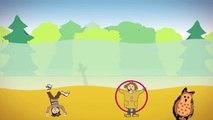 Der Kuckuck und der Esel - Traditionelle Kinderlieder _ Kinderlieder-7j4kvw