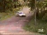 Wrc finlande 2002 rallye crash