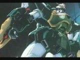 Gundam Wing - Heero Vs Wufei