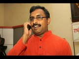 No compromise with PDP says Ram Madhav