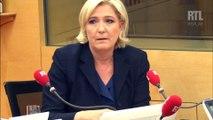 """Marine Le Pen sur Jean-Marie Le Pen : """"Ce qui vient de lui ne me blesse plus"""""""