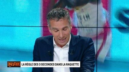 Diffusion du 1er tuto sur SFR Sport (Buzzer) le 02/05/17