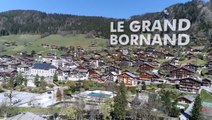 Vue d'ici : Le Grand Bornand