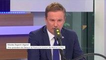 """Nicolas Dupont-Aignan revendique """"des milliers d'adhésions"""" depuis son soutien à Marine Le Pen"""