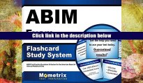 READ book ABIM Exam Flashcard Study System: ABIM Test Practice Questions   Review for the American
