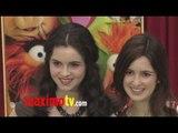 "Vanessa Marano and Laura Marano ""The Muppets"" World Premiere"