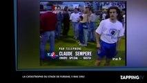 Drame de Furiani : Il y a 25 ans, la France et le monde du football sombraient dans l'horreur (Vidéo)