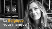 "Interview de Cécile de France : ""Je suis très attachée à l'humour belge"""